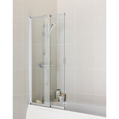 Image For Over Bath Shower Screen From Storename Corner With Too