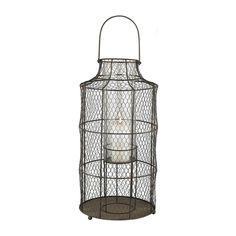 Dimond Home Chicken wire Hurricane - Large
