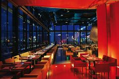 georges – Well-known Costes brothers restaurant on the top floor of the Pompidou Centre Centre Great daytime venue for views over Paris. Loads of natural light. Has DJs at night – good food, good spot.