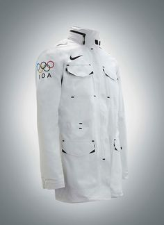 Nike's Olympic Gear For Athletes Without Countries