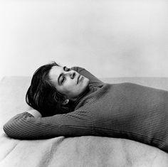Susan Sontag 1975 -  Photo by Peter Hujar