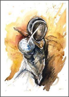 Epee, fencing, Chris Hollis, SAA Professional Members' Galleries