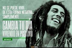 Grandes Frases de Bob Marley, el Dios del  Reggae