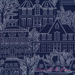 Michael Miller Fabrics Midnite Gems Maison Navy [MM-CX6312-Navy] - $10.95 : Pink Chalk Fabrics is your online source for modern quilting cottons and sewing patterns., Cloth, Pattern + Tool for Modern Sewists