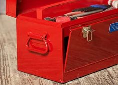 Front-open toolbox from Best Made Co. - $94.00