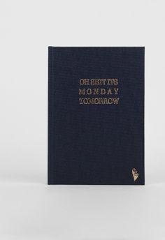 Brosbi Oh Shit Notebook – Voo Store