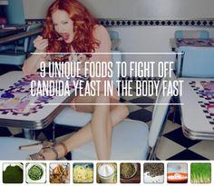 #Food #Candida