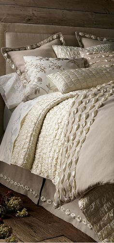 Dransfield & Ross #bedding #bedroom