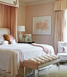 <p>Color trend forecasters seem to agree on one thing for 2016. We're all inneed of serious serenity. So here's a look at some traditional rooms that speak to classic, but totally au courant calm.</p>