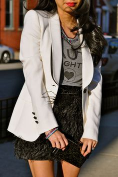 Red Soles and Red Wine - Chicago Fashion Style Blog