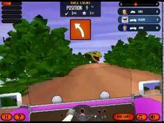 Jocuri cu masini de curse si motociclete