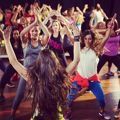 Zumba transforms any old, boring cardio routine into a big party and is a great stress-buster. The combination of exercise, social interaction, and the concentration learning a new skill requires that will boost your mood and make you healthier.