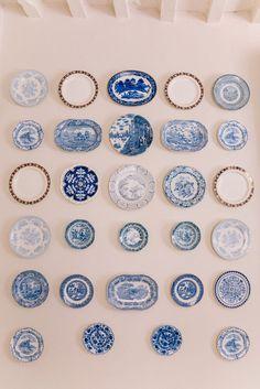 Blue Plates!