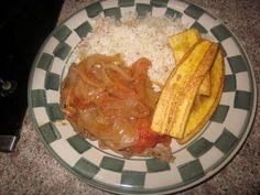 Bistec Encebollad Nicaraguense en http://www.cocinemosjuntos.com