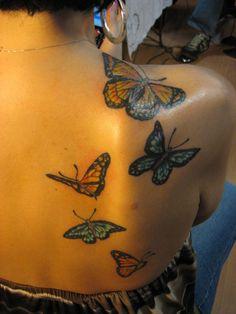 Butterflys!