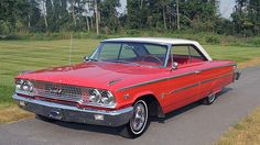 1963 Ford Galaxie 390 CI, 4-Speed presented as lot T298.1 at Harrisburg, PA 2015 - image1