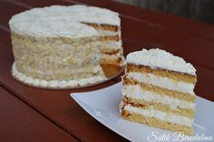 Cakes And More, Vanilla Cake, Mousse, Sweets, Food, Birthday Cakes, Youtube, Candy, Mascarpone