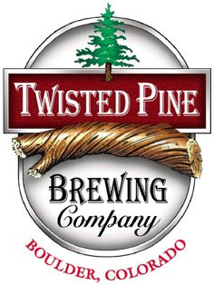 Twisted Pine Brewing Co.: Experimental / Style Stretching Beers including renown chili-spiced beers, Founded in 1995 Gordon Knight; purchase by Bob Baile, founder of Peak to Peak Brewing Co. in barrels produced in barrels projected for Peanut Butter Stout, Craft Bier, Barrel Projects, Wine And Liquor, Brew Pub, Brewing Company, Company Logo, Fun Drinks, Bouldering