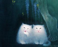 Secret Forest Cats