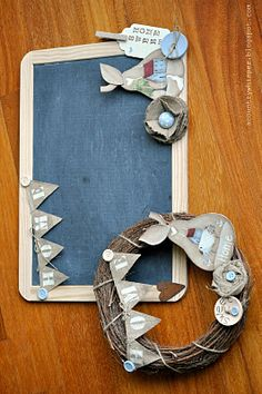 cute an functional Make Your Own, How To Make, Recycling, Diy Crafts, Display, Crafty, Country, Whisper, Frames