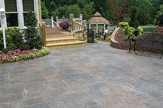 concrete patio design ideas | Concrete Patios | Stamped Concrete Patio Designs - The Concrete ...