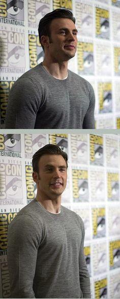 Chris Evans, The Avengers Premiere, 2012