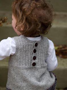 Diy Crafts - Winter Garden Jumper Knitting pattern by Sarah Pope Love Knitting, Jumper Knitting Pattern, Jumper Patterns, Knitting For Kids, Baby Knitting Patterns, Baby Patterns, Knitting Projects, Hand Knitting, Knitting Ideas