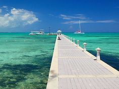 Peace, quiet, and ocean breezes in the Cayman Islands.