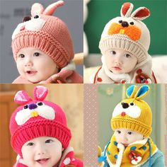 Check it on our site 2 piece/ set Hat Scarf Baby Winter Cap Rabbit Knit Beanie Bonnet Warm Hats for Children Neck Warmer Photography Props just only $3.99 with free shipping worldwide  #babyboysclothing Plese click on picture to see our special price for you