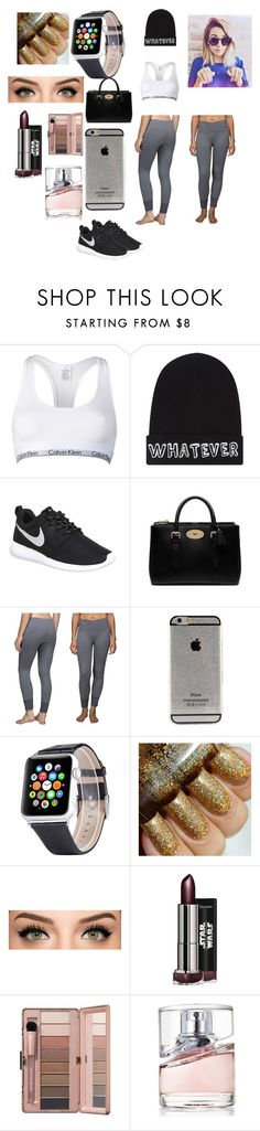 Untitled #5 by maddyo12 on Polyvore featuring lululemon, Calvin Klein, NIKE, Mulberry, Local Heroes, BOSS Hugo Boss, women's clothing, women's fashion, women and female