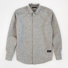 Raised By Wolves - A/W 2013 Woolrich shirt £104     Made in Canada with Woolrich fabric
