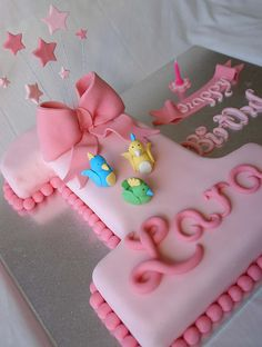 Number cake by Its A Cake Thing (Jho), via Flickr