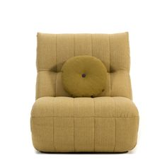 Blending superb style and casual comfort in a distinctively laidback shape, the marvellously modular Bella sofa is the perfect choice for any easy-going home environment. Glued and stapled hardwood and softwood frame. Sofa Chair, Swivel Chair, Pantone 2017 Colour, Going Home, Color Of The Year, Floor Chair, Greenery, Sofas, Environment