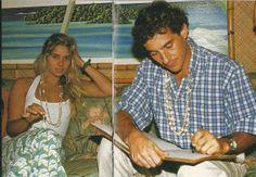 Adriane Galisteu e Ayrton Senna em Bora Bora no Taiti, ilha da Polinésia Francesa -Fonte: http://4.bp.blogspot.com/-mIiW-K6JMOQ/USQD_npvfaI/AAAAAAAAEoU/YwIh1fFw3YQ/s1600/426915_131312566989568_1594325169_n.jpg