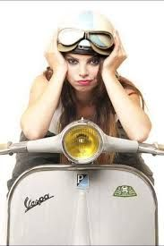 Image result for vespa lambretta scooters