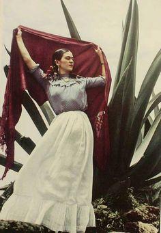 Frida Kahlo-