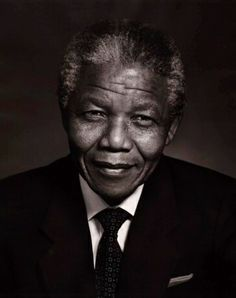 Rest in peace Madiba ~ Heaven has gained a beautiful soul