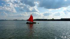 A summer sail on the Bronx River.
