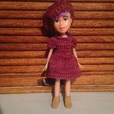 Image result for free knitting patterns bratz dolls Bratz Pinterest Kni...