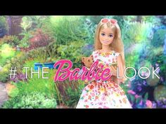 Unbox Daily #THE BARBIE LOOK : Barble Collector Black Label - Doll Review - YouTube