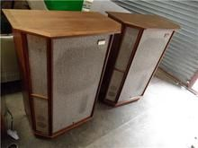 Tannoy GRF TW Memory Speakers, used, for sale, secondhand, vintage