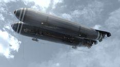 Airship Sentinel 5