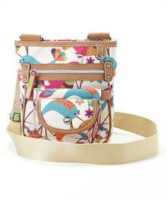 Look what I found on #zulily! Tweety Twig Mini Crossbody Bag by Lily Bloom #zulilyfinds