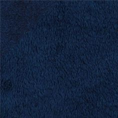 Amazon.com: 60'' Wide Double-Sided Minky Fleece Navy Fabric By The Yard: Arts, Crafts & Sewing