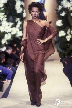 Yves Saint Laurent, Spring-Summer 1999, Couture on www.europeanafashion.eu