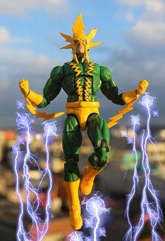 Electro (Marvel Legends) Custom Action Figure