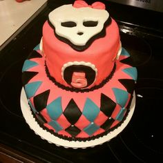 Walking dead brain cake Marigan Cakes Raleigh NC Pinterest
