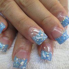 baby shower nail design | Yelp