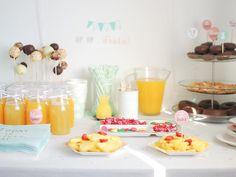 La fiesta de cumpleaños de Alma: Hip, hip... ¡Fruta! (I) Party, Birthday Parties, Diy, Ideas, Fruit, Birthday, Anniversary Parties, Birthday Celebrations, Bricolage