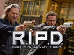 Jeff Bridges and Ryan Reynolds headline the supernatural action-adventure R. as two cops dispatched by the otherworldly Rest In Peace Department to . Latest Movies, New Movies, Movies To Watch, Movies Online, Upcoming Movies, James Hong, Emergency Response Team, Mary Louise Parker, New Movie Posters